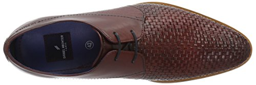 Daniel Hechter 811229051000, Derby homme Rot (Red)