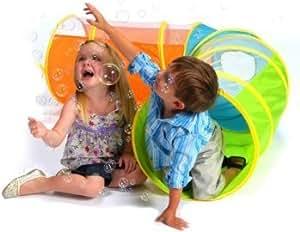 Turnaround Crawl Through tunnel childrens pop up play tent kids playhouse uk