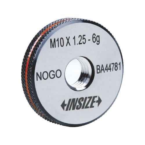 INSIZE 4632-35RN Metrisches Feingewinde, No-go, 6 g, ISO1502, M35 x 1,5