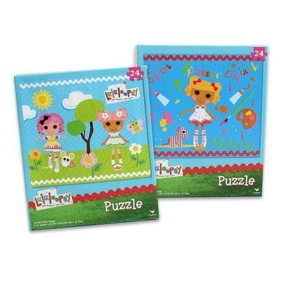 Lalaloopsy 24 Pc Jigsaw Puzzle - Assorted. by LALA LOOPSIE