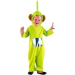 Joker 9600-001 Teletubbies Dipsy Costume di Carnevale, in Busta, Verde