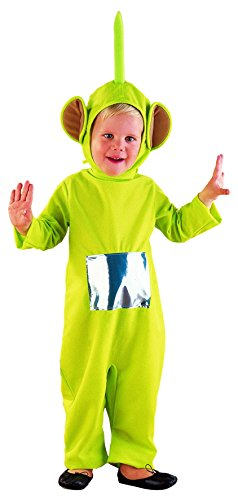 Teletubbies DIPSY GREEN TG 1-3 ANNI 9600