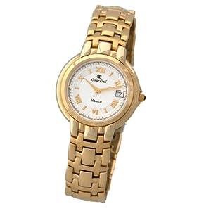 Oskar Emil – Reloj de Caballero de Cuarzo, Correa de Acero Inoxidable Color Oro