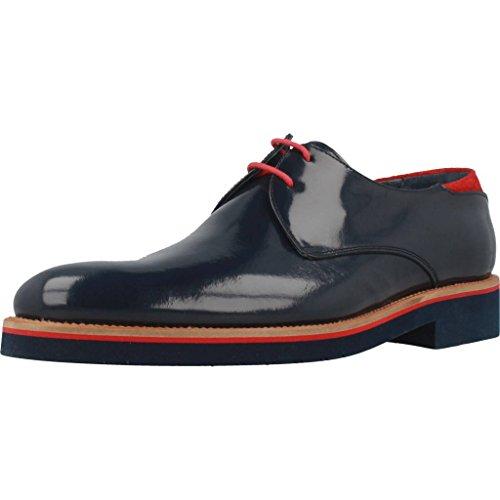 ANGEL INFANTES Kleid Schuhe Herren, Color Blau, Marca, Modelo Kleid Schuhe Herren 31055 Blau