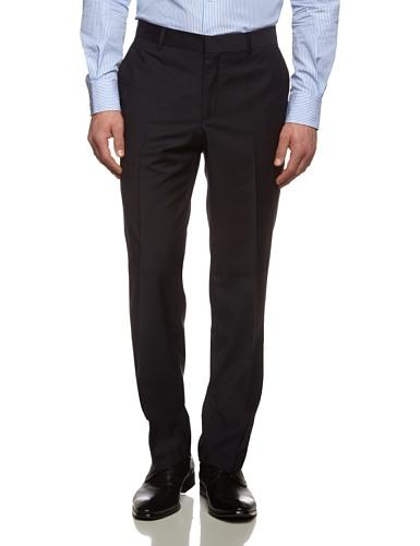 Tommy Hilfiger Tailored Herren Rhames STSSLD99001 Anzughose, Blau (019), 50