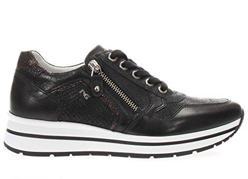 Nero Giardini Donna Sneaker P717230D-100 Sneaker Nero