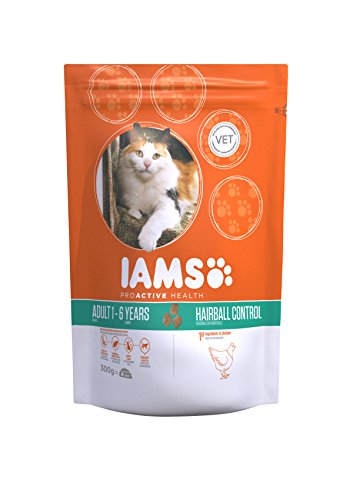 iams-cat-food-adult-with-hairball-control-succulent-roast-chicken-8-x-300g