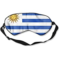Women Uruguay Flags 99% Eyeshade Blinders Sleeping Eye Patch Eye Mask Blindfold For Travel Insomnia Meditation preisvergleich bei billige-tabletten.eu