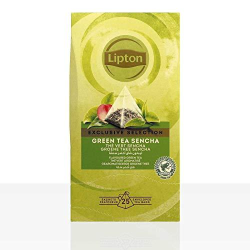 Lipton Tee Exclusive Selection Green Tea Sencha Grüntee 6 x 25 Beutel á 1,8g