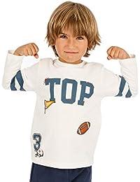 Top Top  culanan, Camiseta de Manga Larga para Niños