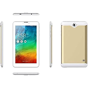 Cewaal 7 Pulgadas Tablet, teléfono con Android 4.4.2, 3G ...