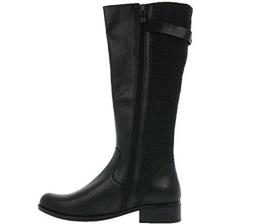 Caprice 9-25508-29-337 Stivali donna Black Nappa