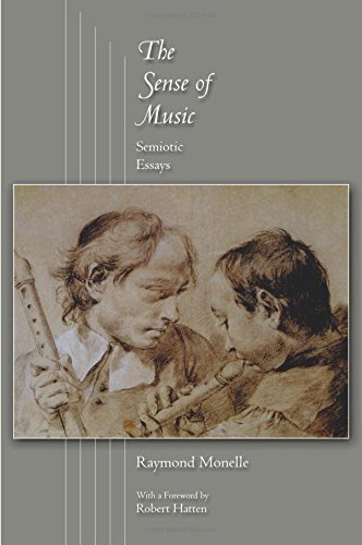The Sense of Music: Semiotic Essays