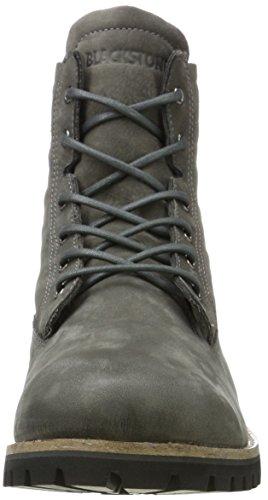 Blackstone Herren Om71 Biker Boots Grau (grafite)