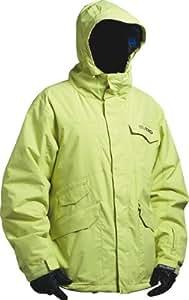 Billabong Men's Bonz Snow Jacket - Lime, Large