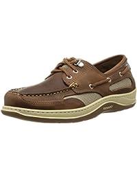 Sebago Men's Clovehitch Ii FGL Waxed Boat Shoes