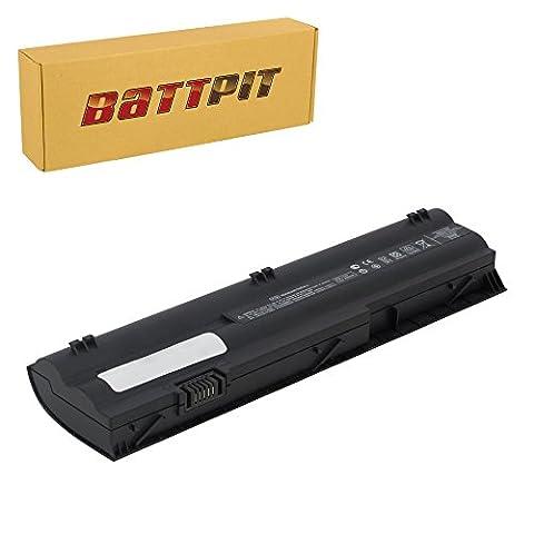 Battpit Batterie d'ordinateur Portable de Remplacement pour HP Mini 210-3020sf (4400mah)