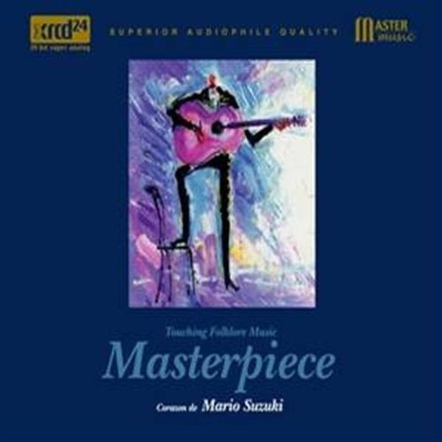 Masterpieces of Folklore Music (XRCD)