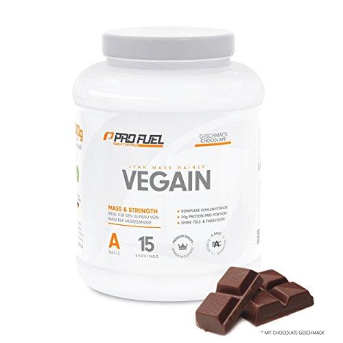 PROFUEL Vegain Lean Mass Gainer Schokolade -...