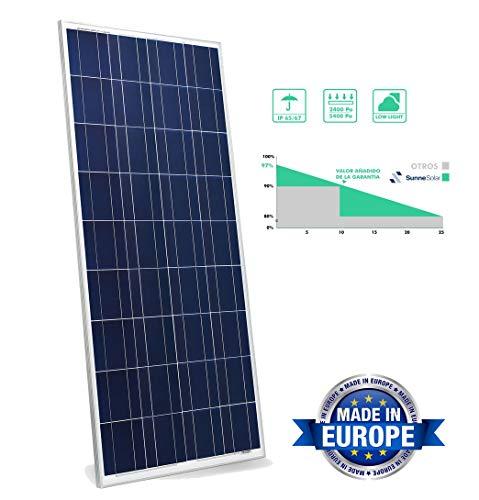 Imagen de Panel Solar Portátil Sunnesolar por menos de 150 euros.