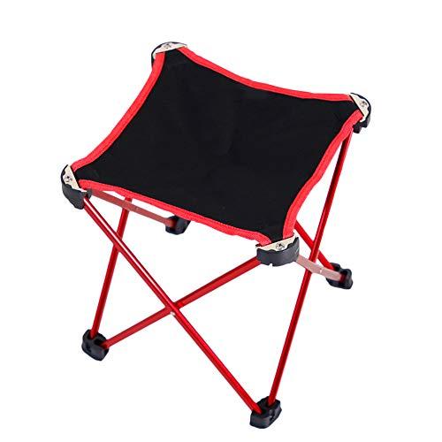 Chaise Pratique, Chaise De Camping Pliante Portable Ultra Légère, Fête, Camping, Pique-Nique À La Plage, Barbecue, Voyage