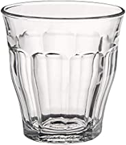 Duralex 1024AB06/6 Made In France Picardie Tumbler Drinking Glasses