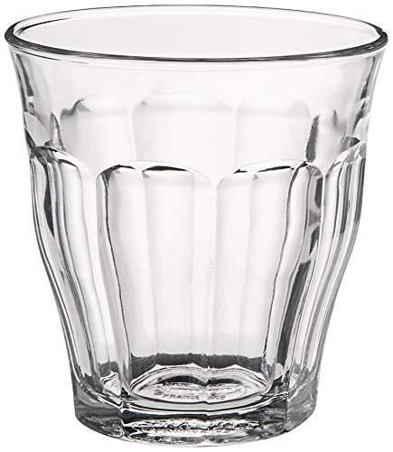 Duralex 511980 Picardie Wasserglas, 160 ml, Glas,