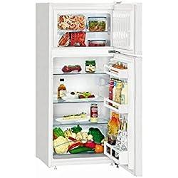 Liebherr CTP 2121Réfrigérateur/A + + partie Réfrigérateur 153L/partie Congélateur 44L