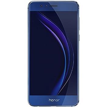 "Honor 8 Premium Smartphone 4G, Display 5.2"", HiSilicon Kirin 950, 64 GB, 4 GB RAM, Doppia Fotocamera da 12 MP/8 MP, Dual Nano SIM, Blu"
