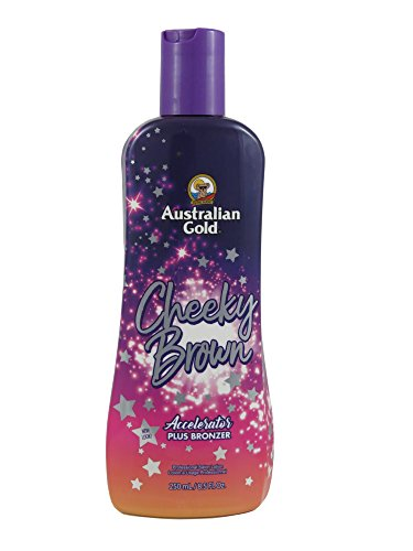 Australian Gold Cheeky Brown Tanning Lotion...