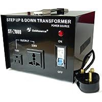 goldsource ST-20002000Watt Step Down/Up Tensione Convertitore per uso US attrezzature