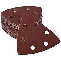 Woltersberger/® Schleifrolle 93mm x 25m K/örnung P40 f/ür Einhandschleifer und manuellen Einsatz Schleifpapier