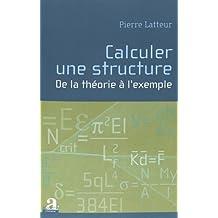 Calculer une structure