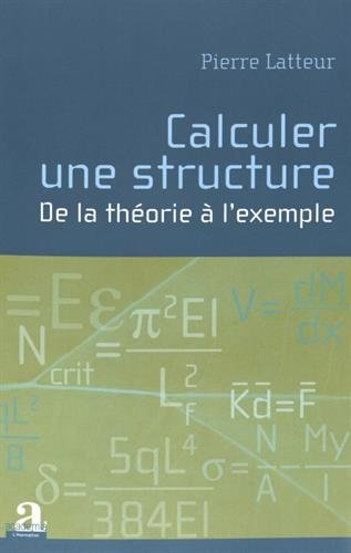 Calculer une structure