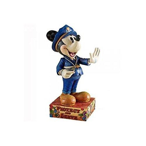 Preisvergleich Produktbild Micky Maus und Freunde Kunstharzfigur Mickey Mouse