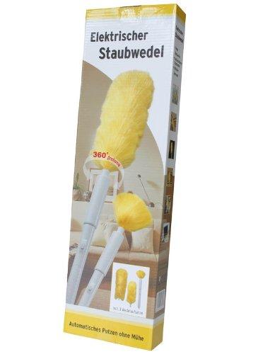Elektrische Staubwedel Staubwischer Reinigungsbürste Staubbesen (Kommerzielle Kostüme Einfache)