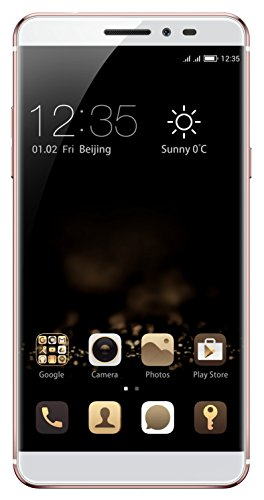 Coolpad Max A-8 (Rose Gold)