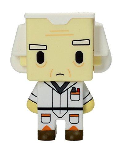 rück in die Zukunft-Figur Doc. Brown, Sammlung Pixel, 7cm (SD Toys sdtuni02184) ()