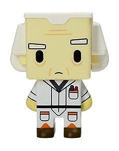 Regreso al Futuro- Figura Doc. Brown, colección Pixel, 7 cm (SD Toys SDTUNI02184)