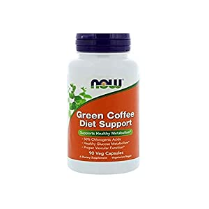 GREEN COFFEE DIET SUPPORT – 90 vcaps