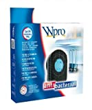 Kohlefilter 210x190mm Wpro antibakteriell, OT! eckig-runder Aktivkohlefilter ''DKF 42, Model 200'' für Dunstabzugshauben