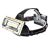 Scheinwerfer COB Flutlicht LED Wiederaufladbare Blare Langstrecken-Super Helle Chirurgie Arbeiten Autoreparatur Nacht Angel Licht Taschenlampe