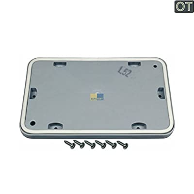 Bosch 00646776 Maintenance Flap Heat Exchanger for Dryer