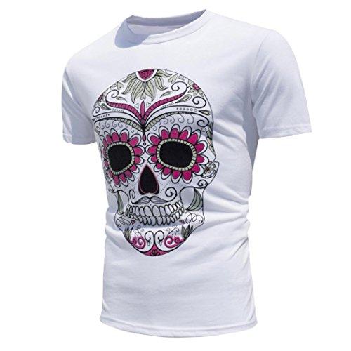 T shirt Uomo, Reasoncool Maglietta calda degli uomini, usato usato  Spedito ovunque in Italia
