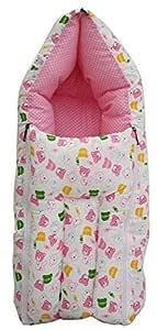 Flipko Baby Sleeping Bag Cum Baby Carry Bag (Cheery Red)