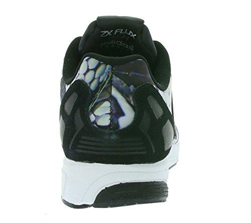 Basket Adidas ZX Flux Tech Snake Print Schwarz