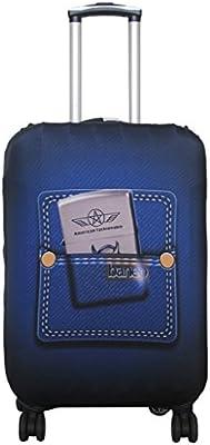 luckiplus Spandex equipaje de viaje equipaje maleta para Carcasa protectora Funda compatible con 18-32pulgadas