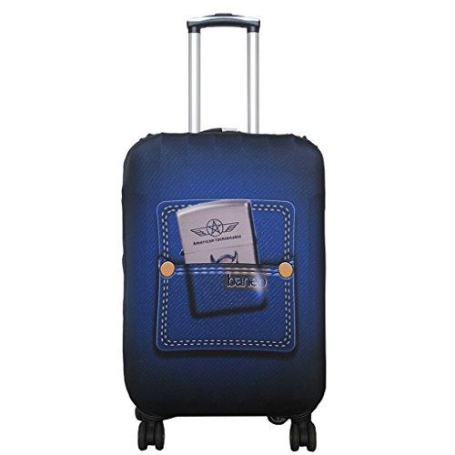 luckiplus-Spandex-equipaje-de-viaje-equipaje-maleta-para-Carcasa-protectora-Funda-compatible-con-18--32-pulgadas