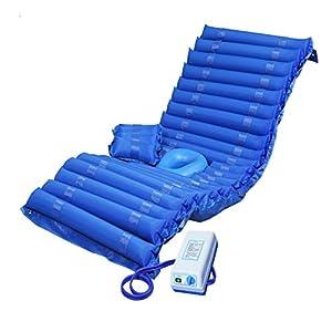 Wechselnde Druckluftattress Inflatable Pad für Ulcer And Sore-Behandlung Fits Standard-Krankenhausbetten mit elektrischer Pumpe