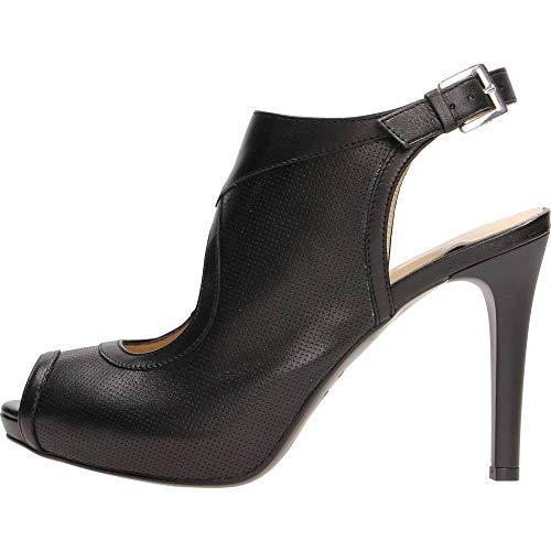 NERO GIARDINI P907864DE Zapatos Punta Abierta Mujer